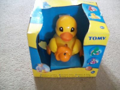 Tomy Mother And Baby Duck 18 Months+