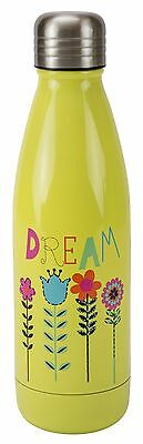 Cantini Stainless Steel 17 Oz Printed Bottle, Dream
