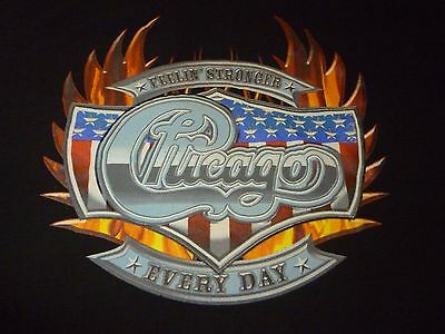 Chicago Tour Shirt ( used Size 2XL ) Very Good Condition!!!