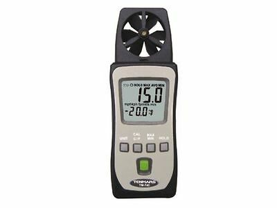 HVAC POCKET ANEMOMETER - Tenmars TM740