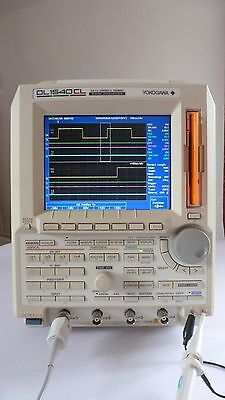 Yokogawa DL1540CL Colour 4 Channel DSO
