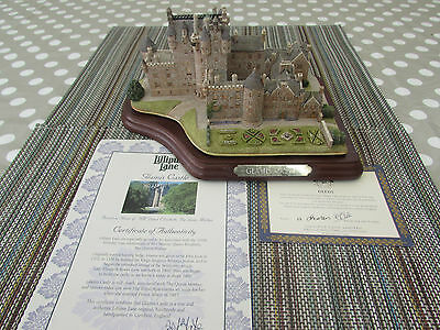 """REDUCED"". RARE LILLIPUT LANE .""GLAMIS CASTLE.  with deeds"