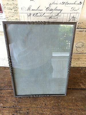 Metal Large Photo/Picture Frame/Antique/Vintage/Shabby Chic