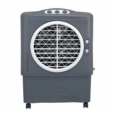 Honeywell CO48PM Evaporative Air Cooler (610 sq-ft, 48 Liters/10.6 gallons)