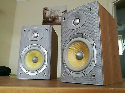 B&W DM600 S3 speakers in great condition