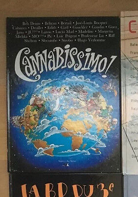 bd cannabissimo! collectif cabanes shelton druillet jano margerin EO