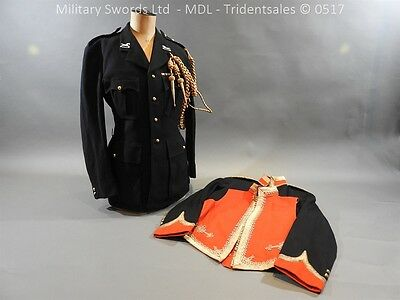 3rd Hussars WW1 Staff Officer's Tunic and Mess Dress Captain R A Bagnell