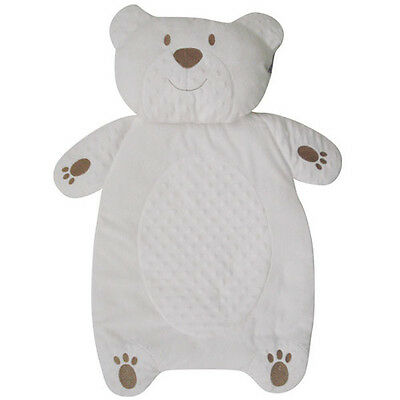 NEW Baby Changing Mat with Pillow- Bear Pattern