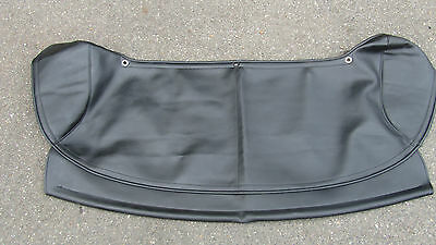 mgf tonneau cover , black , MGF