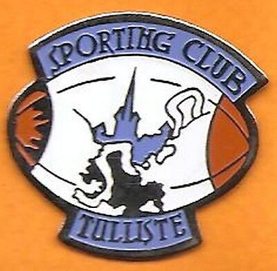 pin's pins  Rugby  Tulliste Sporting Club
