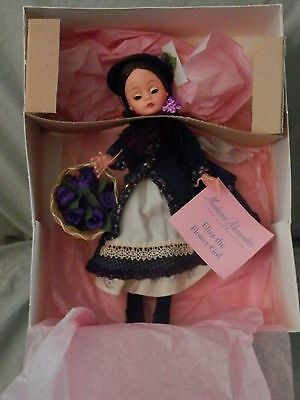 1996 Madame Alexander 20113 Eliza The Flower Girl My Fair Lady  Series