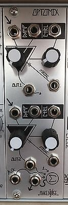 Make Noise Optomix Voltage Controlled Low Pass Gate Eurorack Module