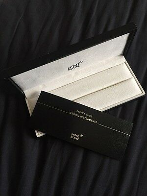 Mint Blanc Pen Box