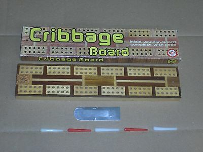 Cribbage Board *great Condition*