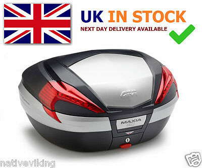 Givi V56N monokey top box V56 MAXIA 4 top-case NEW 2015 model UK in STOCK topbox