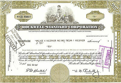Rockwell-Standard Corporation