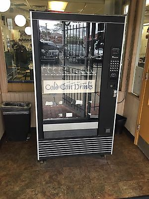 Automatic Product  LCM4 snack and soda Combo vending machine Great Investment
