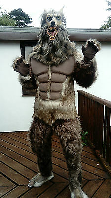 Incredible Werewolf/Red Riding Hood/Into the woods/Halloween/Theatrical costume
