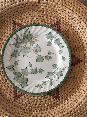 "BHS Country Vine Pattern Pottery Collection Tea/Side Plate Approx 8"" or 20.5 cm"