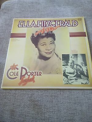 ella fitzgerald sings the cole porter songbook lp 2683 045