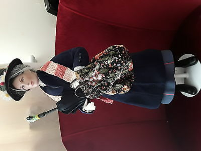 mary poppins tonner doll