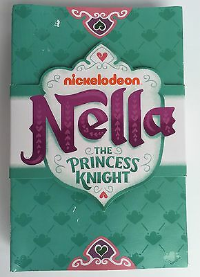 2016 Nickelodeon Nella The Princess Knight Press Kit Enclosed USB Necklace Video