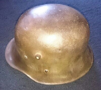 Original Ww2 Ww1 German Helmet Stahlhelm M16 Combat Transitional helmet & liner