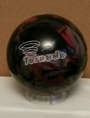 Ebonite Tornado reactive bowling ball 15lb 9oz