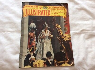 The Weekly 'illustrated' Magazine From June 13Th 1953