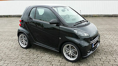 Smart for Two 451 BRABUS (Originale 102 Turbo Ps mit NUR 4500km)