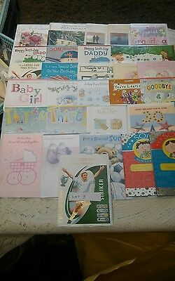job lot 60 + birthday/ greetings cards.