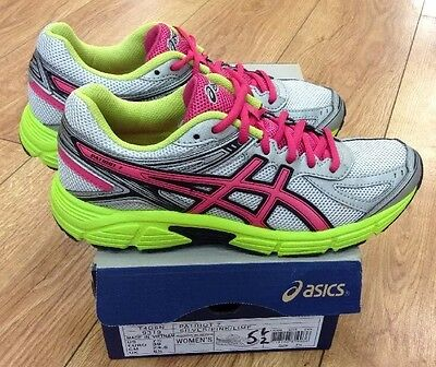 Asics Patriot Running Shoes Size 5.5 Trainers
