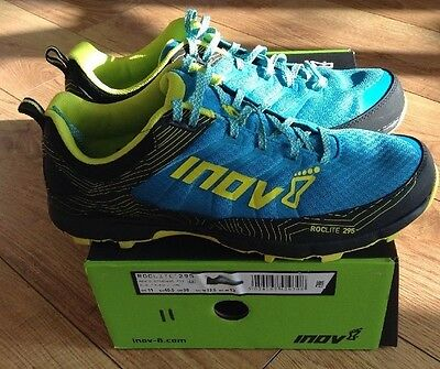 Inov8 Roclite 295 Fell/Trail Running Shoes UK Size 11