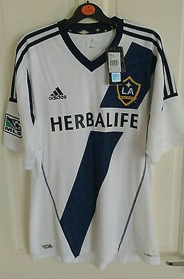 LA Galaxy Home shirt 2013/14 Large - Brand new with tags