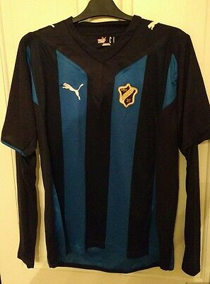 Brand new long sleeved Stabaek football shirt - Large