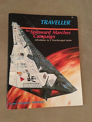 Traveller Spinward Marches Campaign GDW