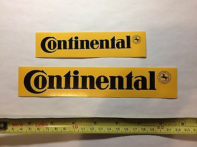Continental Tire Decals Stickers Original Free Shipping Worldwide!!