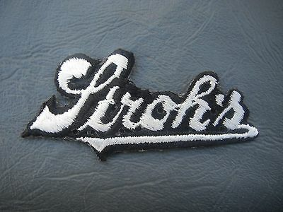 Stroh's Beer Patch Brand New Free Worldwide Shipping!!