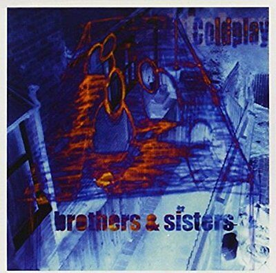 coldplay. CD Single, Brothers & Sisters