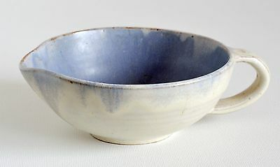 CLAVERDON / UPCHURCH Alice Buxton Winnecott 1936 Shallow Blue - Grey JUG