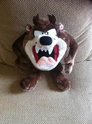 Vintage Taz the Tasmanian Devil Plush Toy by Applause 1994 12 inches