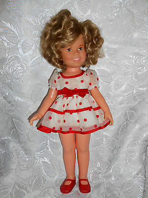 1972 Shirley Temple Doll with Original Outfit