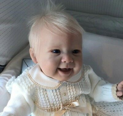 SOLD OUT VHTF MAIZIE Reborn Doll by Andrea Arcello