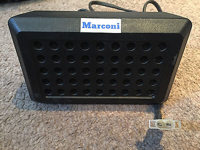 Marconi Extension Speaker for CB Amateur 2 Way Radio 3 ohm - Tone Dynamics UK