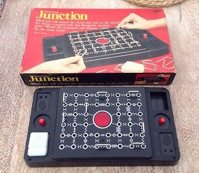 Vintage 'Junction' board game Complete Very Rare Great Condition Collectable