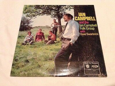 Ian Campbell And The Ian Campbell Folk Group With Dave Swarbrick LP.1969 MFP1349