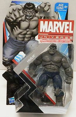 "New Series 5 Marvel Universe #021 Grey Hulk 4"" Action Figure Moc"