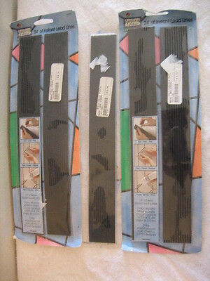 Plaid RediLead Gallery Stained Glass Instant Lead Lines 60 Ft X 1/8 In New 16089