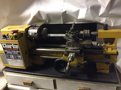 Clarke CL300M Variable Speed Metal Lathe