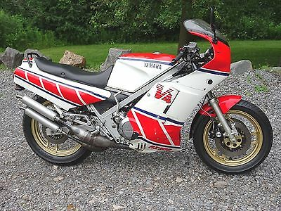 1984 Yamaha RZ500 LC  1984 YAMAHA RZ500 YPVS RD500 RD500LC RZ350LC RD350LC MOTORCYCLE TITLE VINTAGE